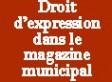 Article magazine municipal